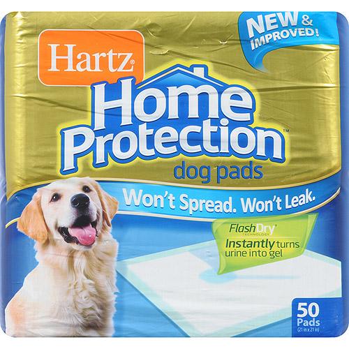 Hartz 04159 Dog Training Pads, 50-Count