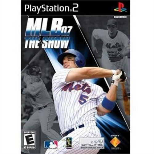 MLB 07 The Show - Playstation 2
