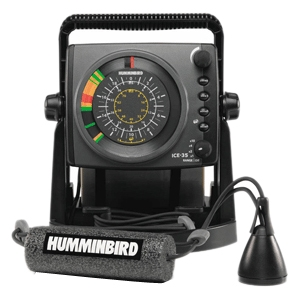 Humminbird 407020-1 Ice 35 Fishing Flasher by Johnson Outdoors, Inc