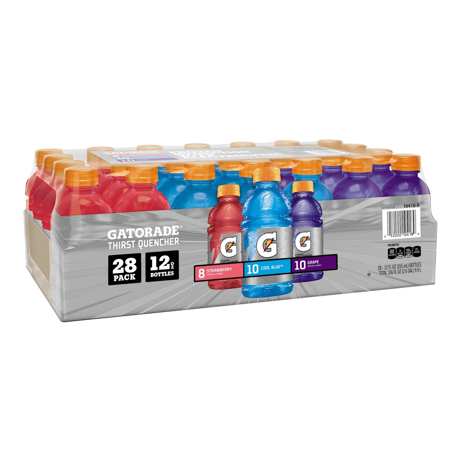 Gatorade Berry Variety Pack, 12 Fl Oz, 28 Ct