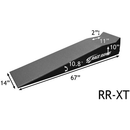 "Race Ramps - RR-XT 67"" Low Car Ramps"