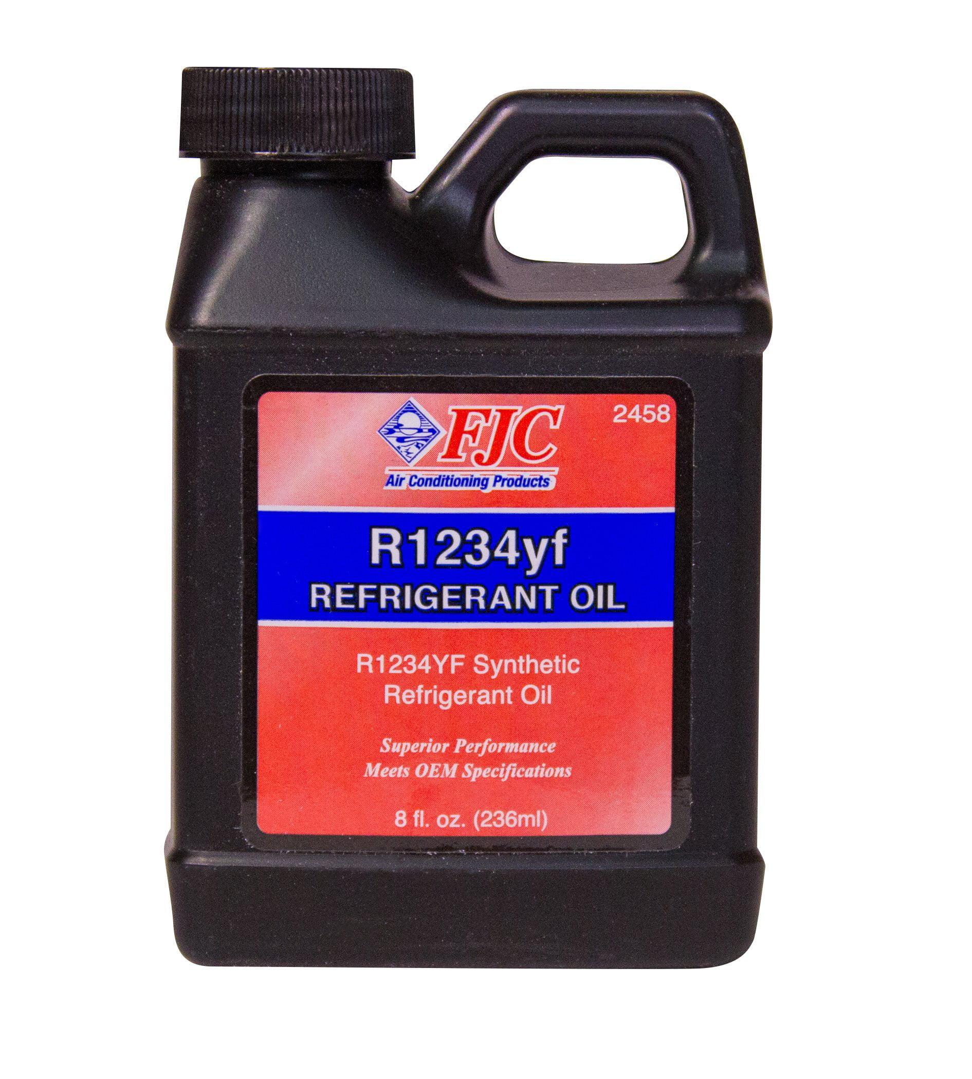 Fjc, Inc. 2458 8 Oz. R1234yf Refrigerant Oil