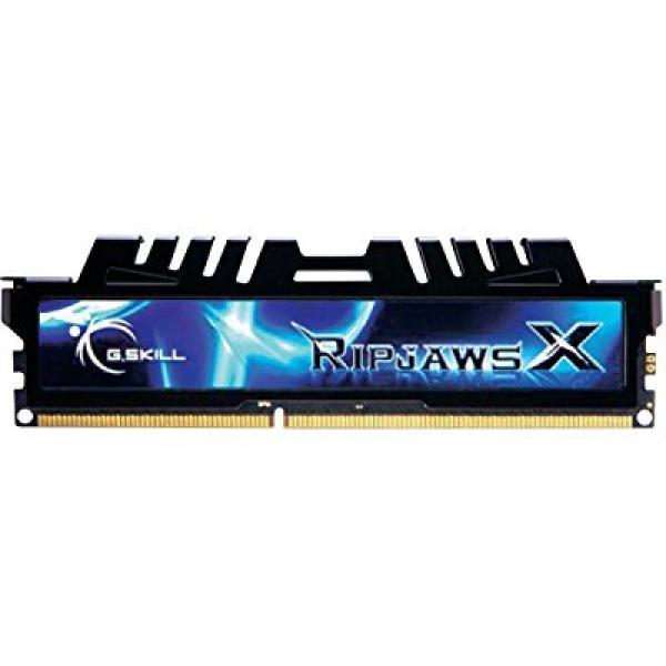 8GB G.Skill DDR3 PC3-10666 RipjawsX Series for Sandy Bridge (7-7-7-21) Dual Channel kit