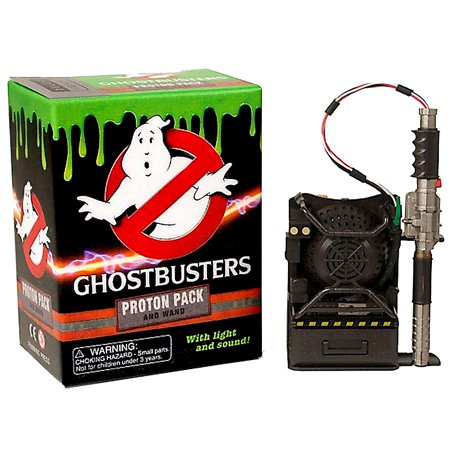 Ghostbusters Proton Pack with Lights & Sounds Deluxe Mega Kit Miniature Editions 3