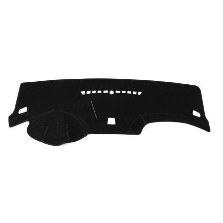 Car Dashboard Cover Nonslip Black Dash Mat Sun Pad for 2011-2014 Chevrolet Cruze