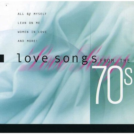 Love Songs From The 70's - Walmart com
