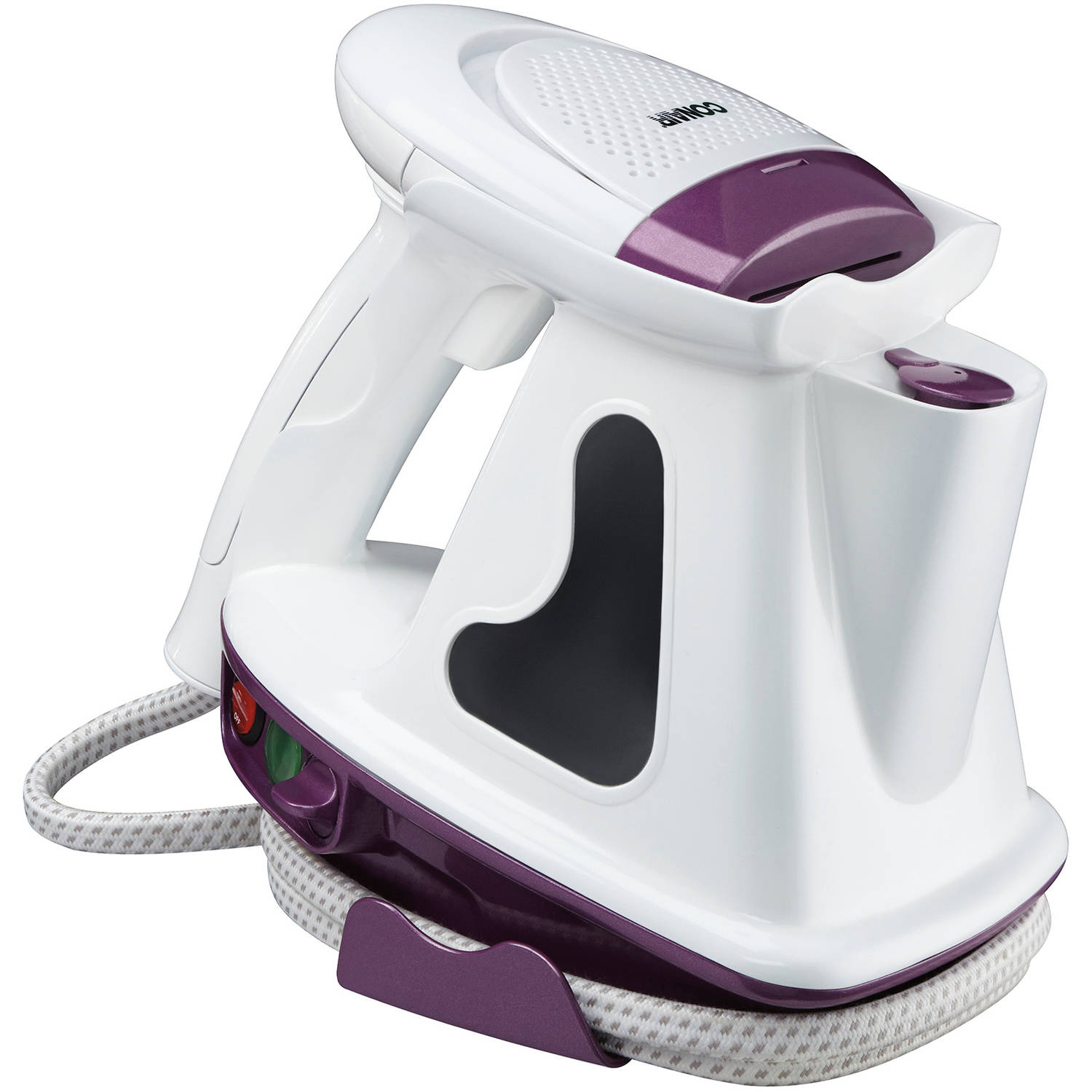 Conair Extreme Steam by Portable Tabletop Fabric Steamer GS65 by Conair