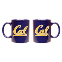 University Of California Berkeley Cal 11 Oz. Coffee Mug - Navy