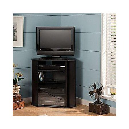 Bush Furniture MY37927-03 Myspace Visions Tall Corner TV Stand