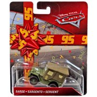 Disney Cars Birthday Series Sarge Diecast Car