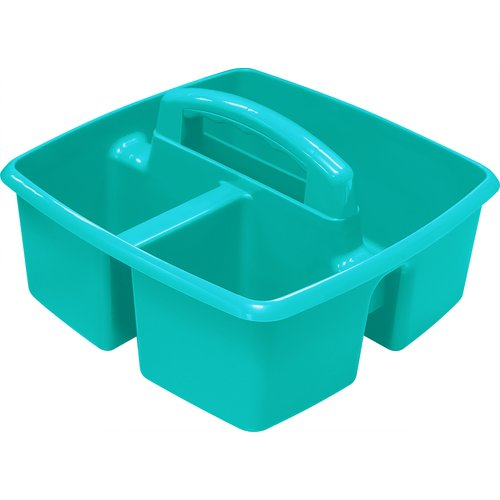 STOREX Caddy Stackable 3 Compartment Cubby (Set of 6)