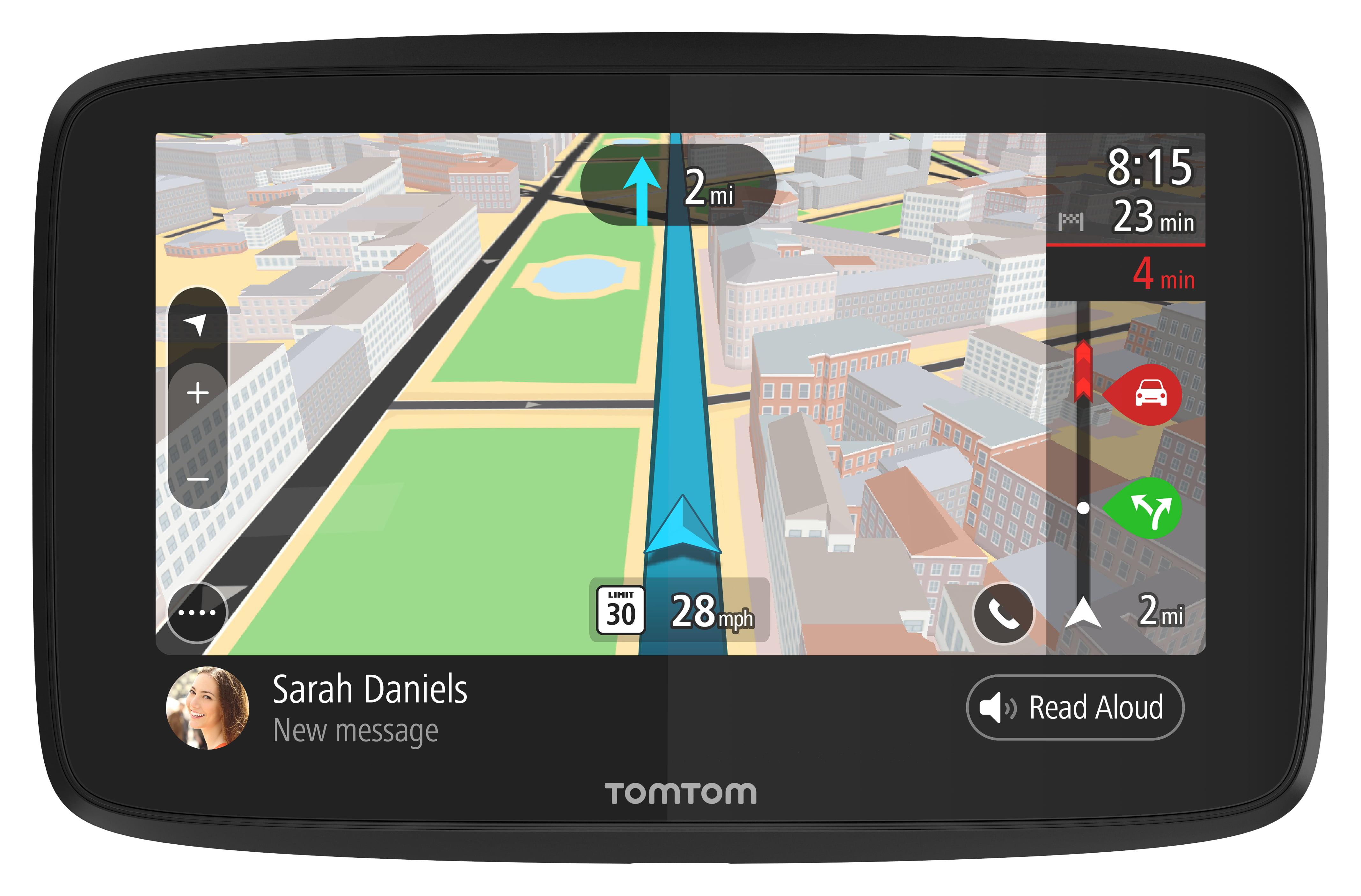 TomTom Go 520 GPS Navigator by TomTom