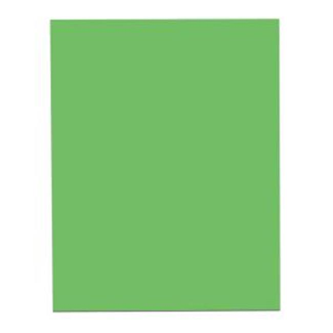 Roaring Spring Paper Products 48117 Green Posterboard - 25 Sheets Per Carton