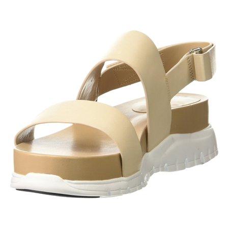 df6196283ae Cole Haan - Cole Haan Women s Zerogrand Slide Platform Sandal - Walmart.com