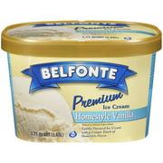 Belfonte Ice Cream Belfonte  Ice Cream, 1.75 qt