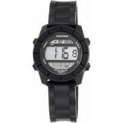 Unisex Sport Round Watch, Black
