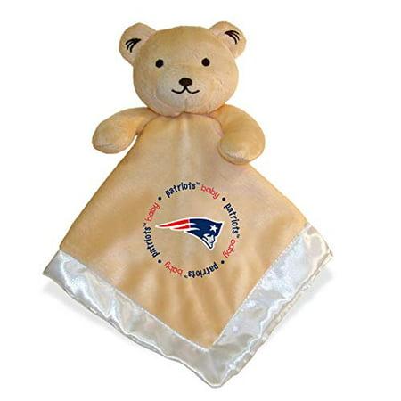 Baby Fanatics NFL New England Patriots Security Bear - Tan