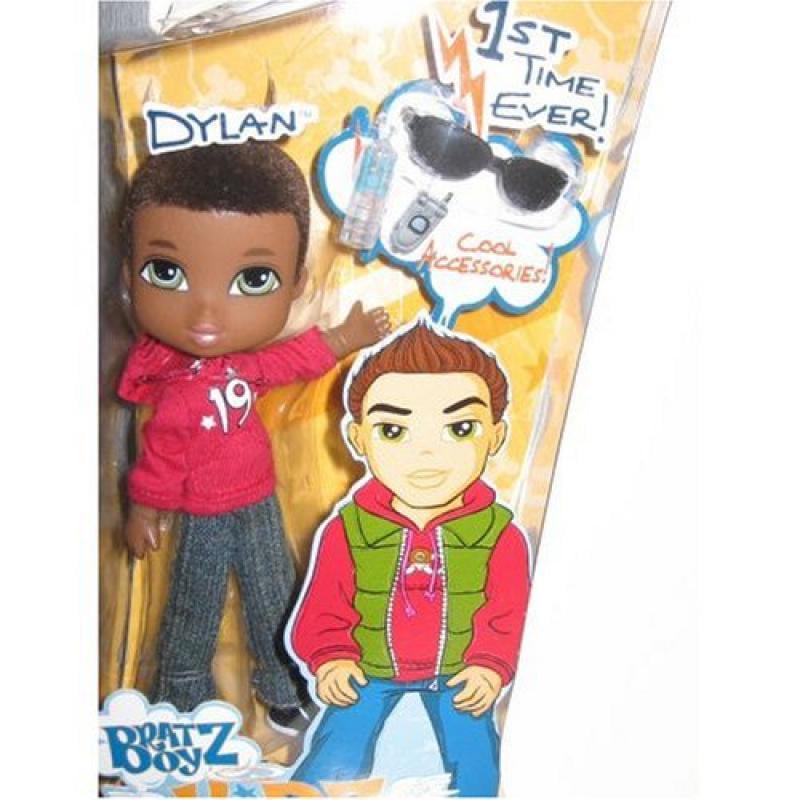 Bratz Boyz Kidz Dylan Doll by