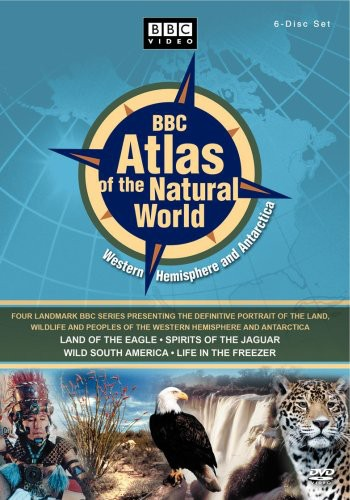 BBC Atlas of the Natural World: Western Hemisphere and Antarctica ( (DVD)) by BBC WARNER