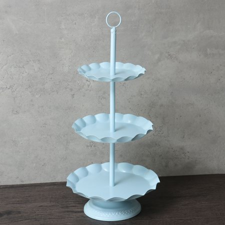 2 Tier Cake Stand - Bestller 3 Tier Cupcake Stand Cake Holder Dessert Stand Tray Birthday Party Wedding Decor Supplies