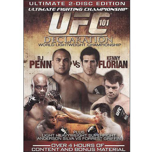 UFC 101: Declaration Penn Vs. Florian (Widescreen) by UFC