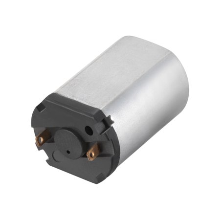 DC Motor 1.5/4.5V 4500/14000RPM 0.05A Electric Motor Round Shaft for Toys DIY - image 1 of 4
