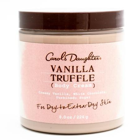 Carol's Daughter Vanilla Truffle Body Cream 8 oz