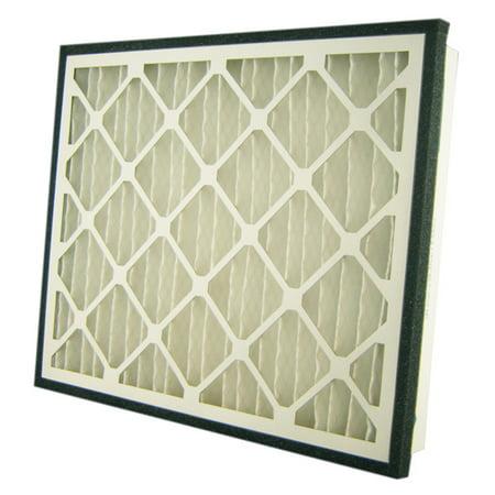 14x30x4 Carbon Odor Block Honeywell Return Filter