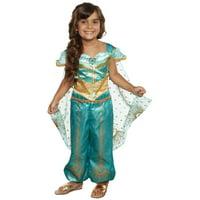 "Disney Princess Aladdin Live Action Jasmine ""A Whole New World"" Dress"