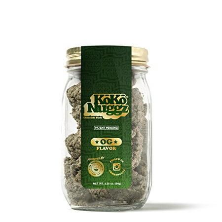 Koko Nuggz OG Flavor Chocolate Non Medicated (2.25 oz) (64 (Best Non Chocolate Candy)