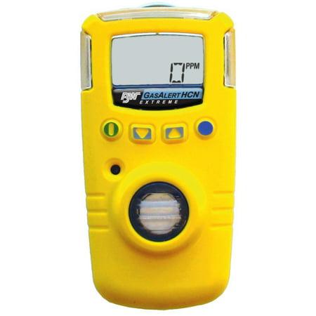 BW Technologies GAXT-Z-DL GasAlert Hydrogen Cyanide (HCN) Single Gas Detector