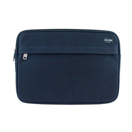 Jack Spade Zip Sleeve Case for Microsoft Surface 3 , Luggage Nylon Navy ()