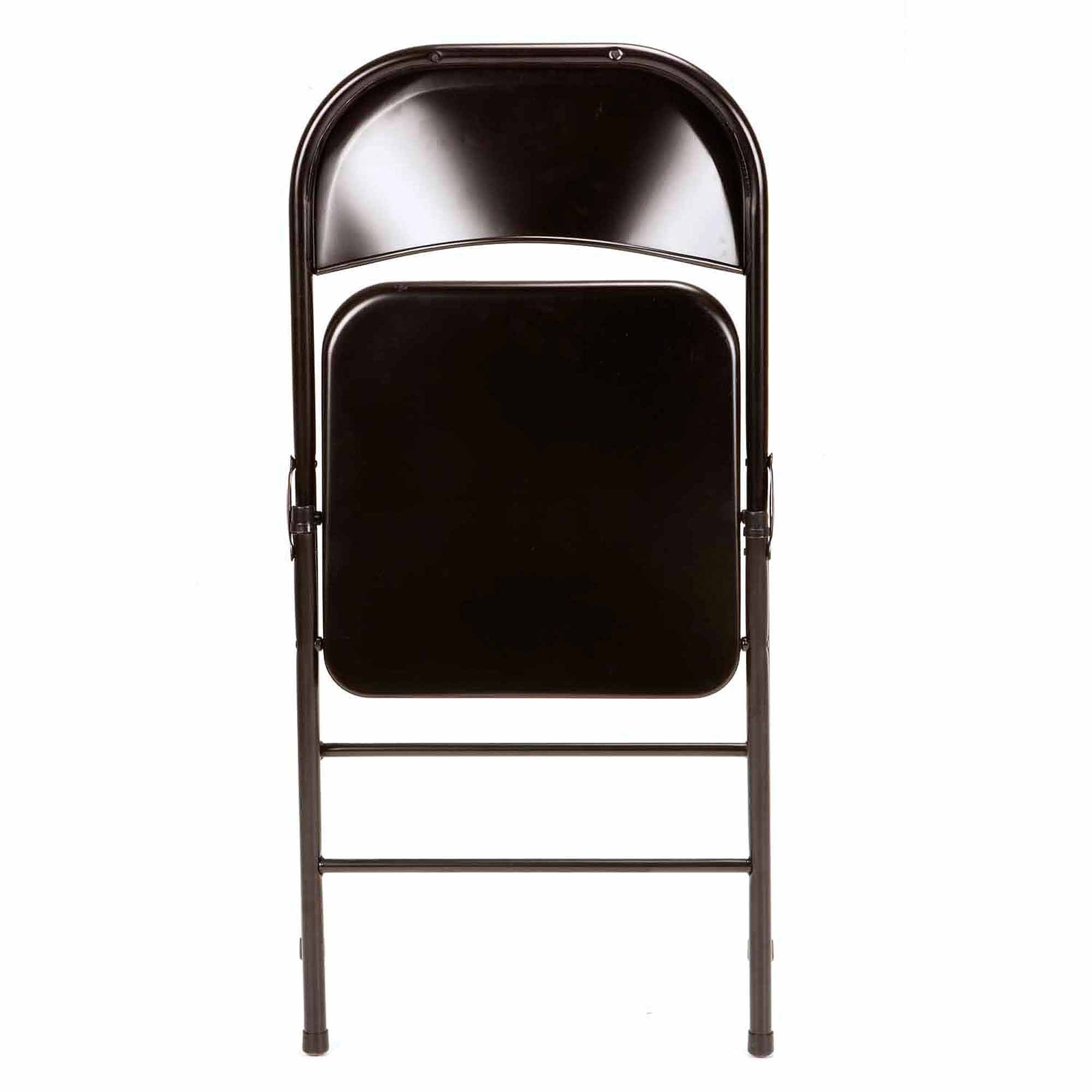 Mainstays Steel Folding Chair, Set Of 4, Multiple Colors   Walmart.com