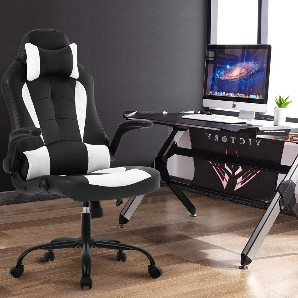 PC Gaming Chair Office Chair Ergonomic Desk Chair Racing Executive