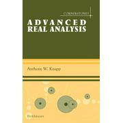 Cornerstones: Advanced Real Analysis (Hardcover)
