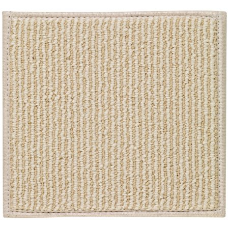 Capel Rugs - Shoal Sisal Rectangle Machine Woven Rugs - No Color ()