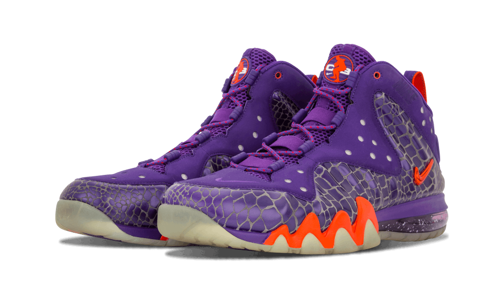 reputable site 5c132 6f473 Nike - Men - Barkley Posite Max  Phoenix Suns  - 555097-581 - Size 9