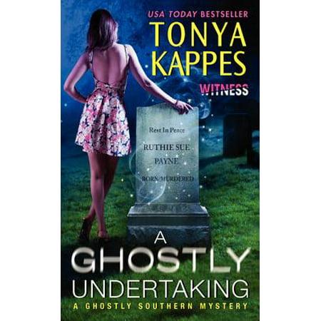 A Ghostly Undertaking - Ghostly Gentleman