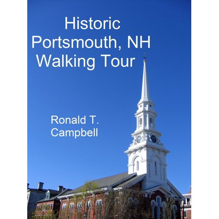 Historic Portsmouth, NH Walking Tour - eBook