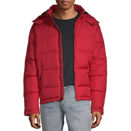 Cherokee Men's Ripstop Puffer Jacket