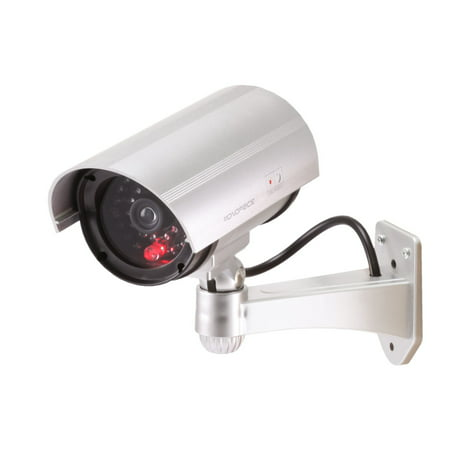 MonopriceDummy IR Bullet Camera with flashing red activity LED