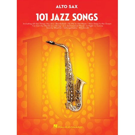 101 Jazz Songs Alto Sax ()