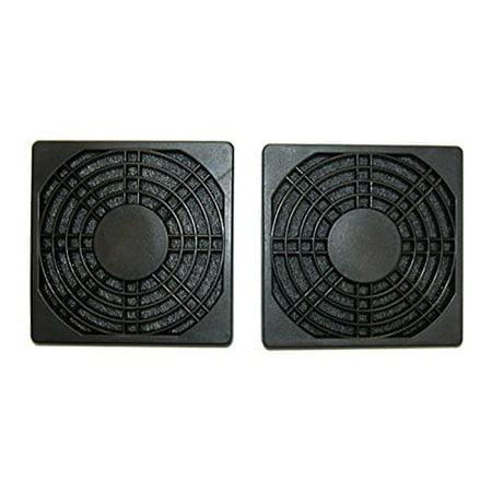 Masscool 120mm ABS Plastic Foam Fan Filter - (120 Mm Fan Filter)