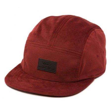 Vans Lewis 5-Panel Unisex Camper Hat,Port Royale,One