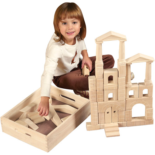 Architectural Unit Blocks, 48pc