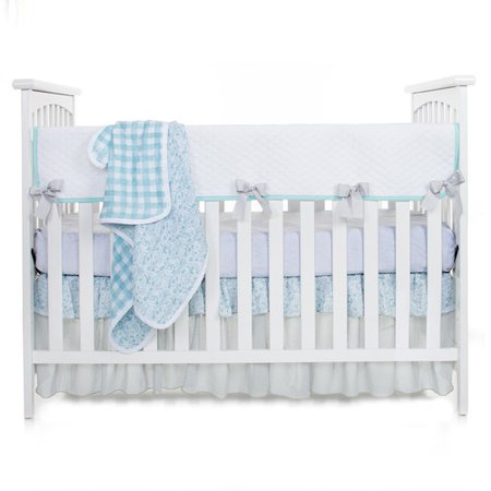 Harriet Bee Stelly 3 Piece Crib Bedding Set