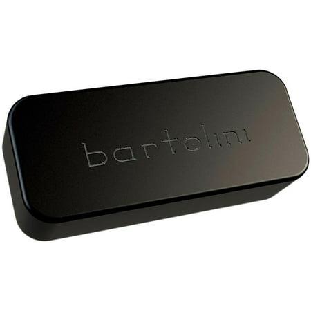 Bartolini Classic Bass Series 4-String Bass T4 Soapbar Dual Coil Bridge Pickup
