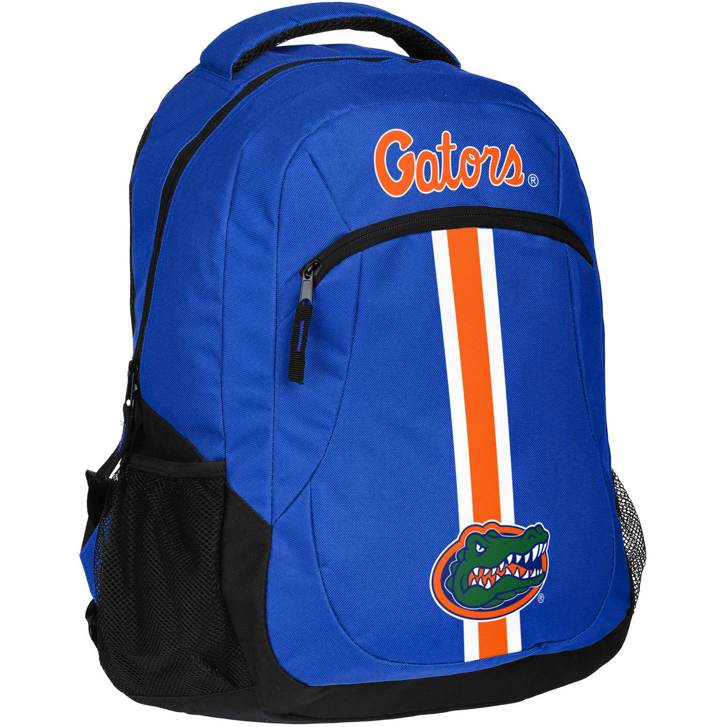 Forever Collectibles NCAA University of Florida Gators Action Stripe Logo Backpack