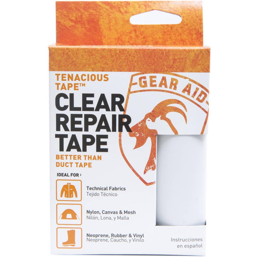 Tenacious Tape Clear Repair Tape