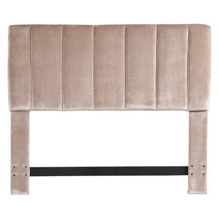Chic Home Anwar Velvet Upholstered Headboard ()